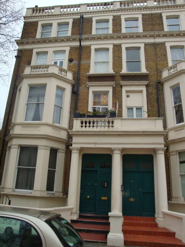 A vendre appartement 1 chambre situe basement front flat penywern rd sw5 lo - Appartement a vendre londres ...