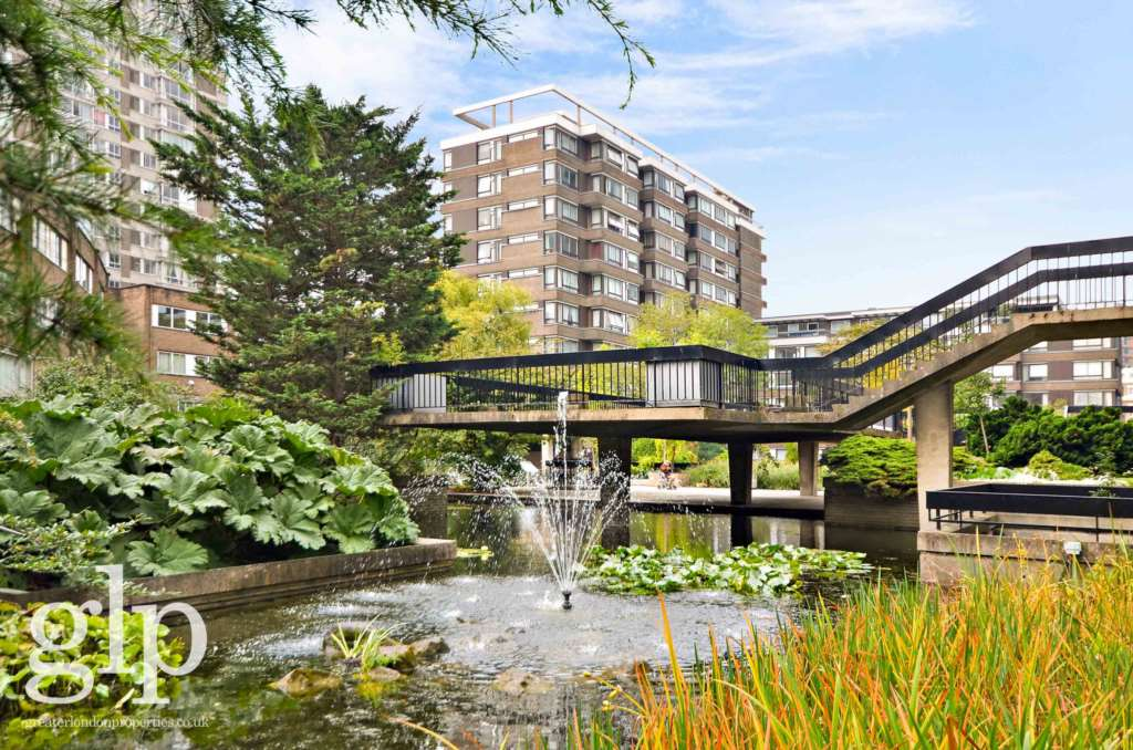 The Water Gardens, West Marylebone, W2