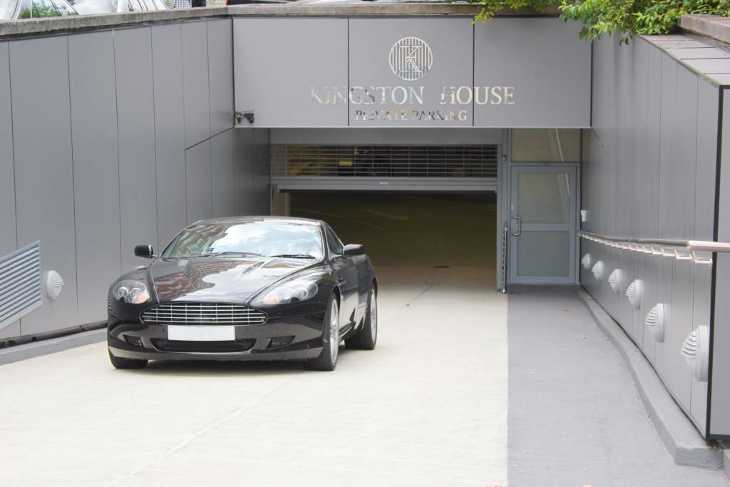 Kingston House Private Parking, Knightsbridge SW7
