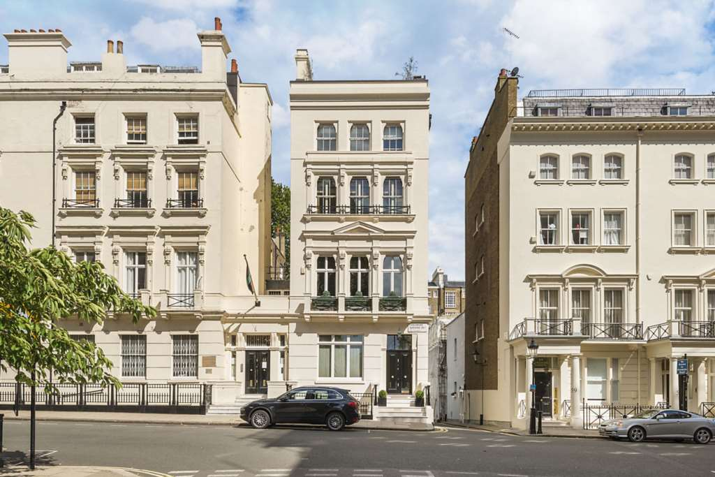 Ennismore Gardens, Knightsbridge, London