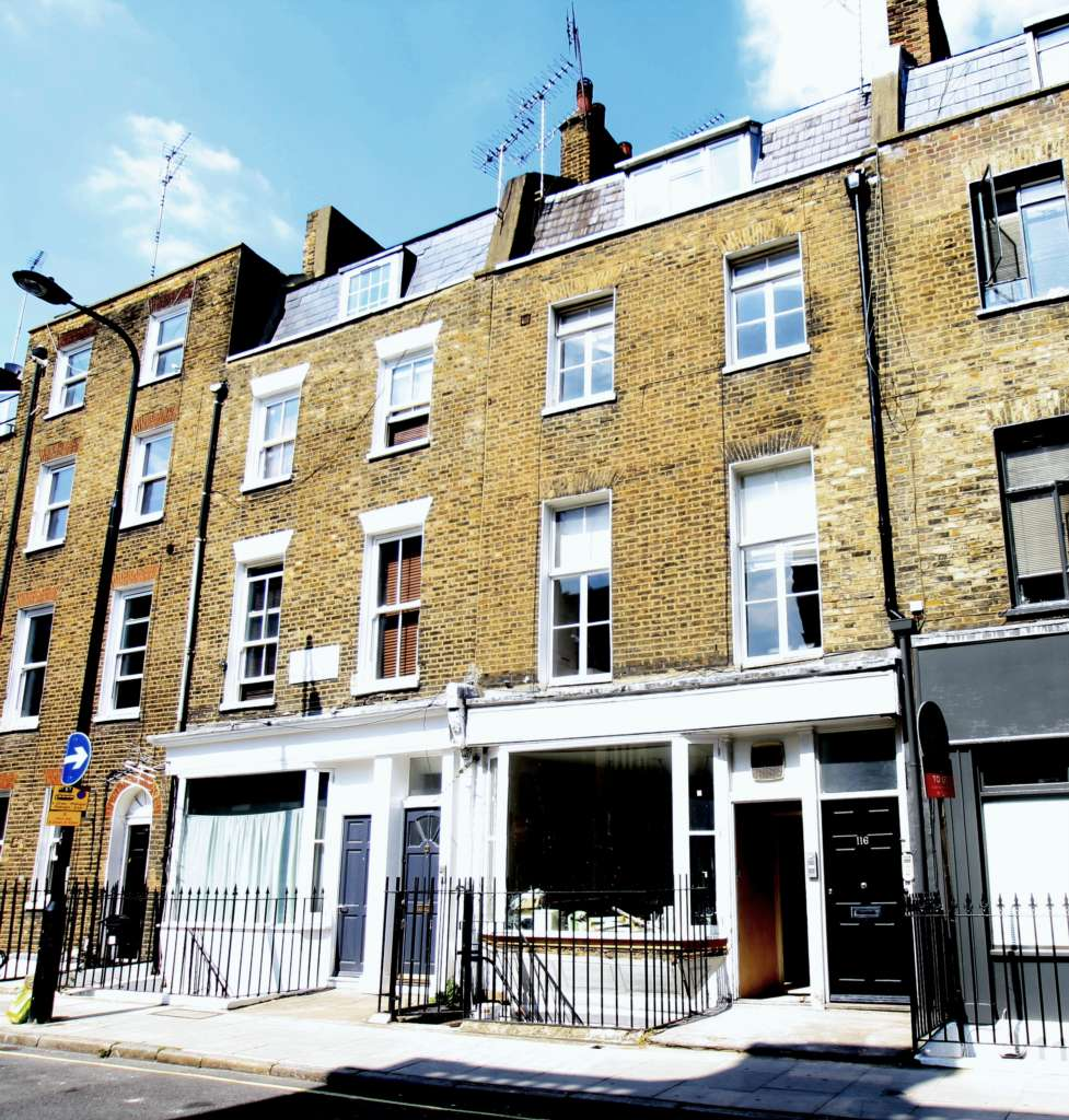A louer appartement 4 chambres situe 116 cleveland street w1t londres 1050 - Chambre a louer a londres ...