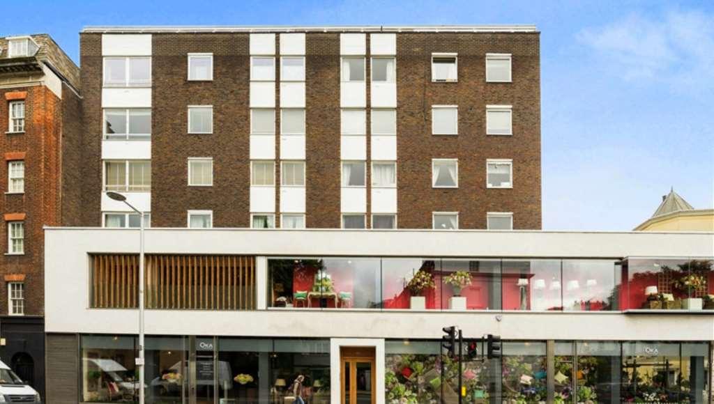 A louer appartement 1 chambre situe flat 2 fulham road sw3 londres 620 - Chambre a louer a londres ...