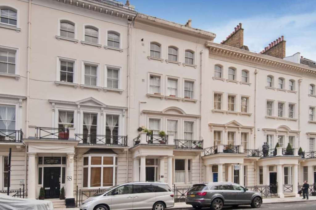 Ennismore Gardens, Knightsbridge, London SW7