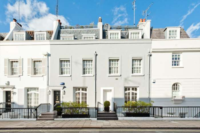 Montpelier Place, Knightsbridge, London SW7