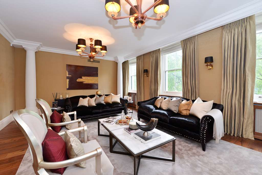 A vendre appartement 3 chambres situe flat 4 ennismore gardens sw7 londres - Appartement a vendre londres ...