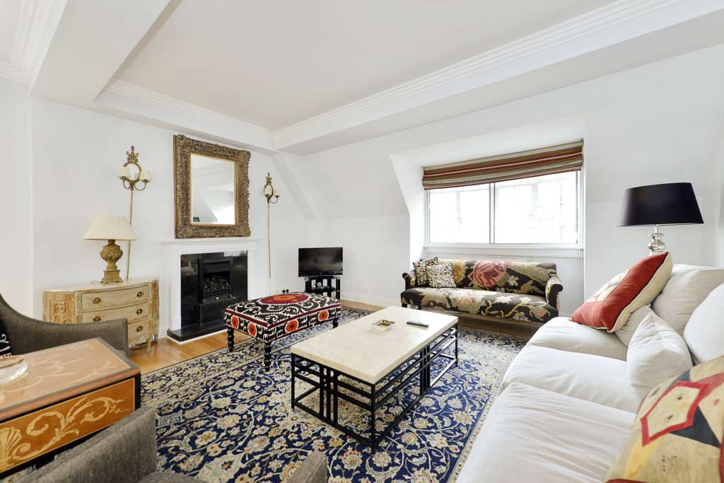 A vendre appartement 3 chambres situe 15 knightsbridge court sloane street - Appartement a vendre londres ...