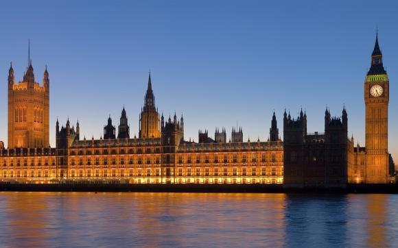 Maison du parlement ou palais de westminster